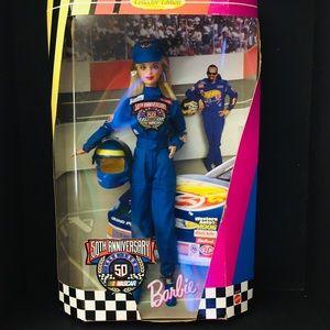 Barbie 1948-1998 Nascar NWT/Rare/Collector Edition